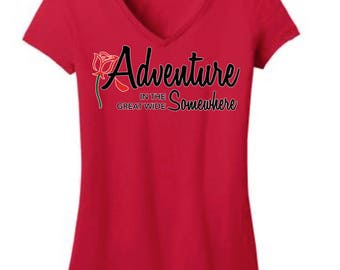 Adventure in the Great Wide Somewhere - JUNIOR SIZES