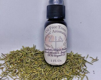 NEW Oil Free Toner for Acne and Blemish Prone Skin - Cleans Up Oily Skin