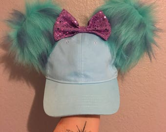 Monsters Inc. Sulley Inspired Mouse Ear Hat
