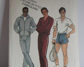 Simplicity 5565  Mens athletic wear