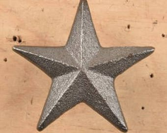 Small cast iron star nail, star nail, star