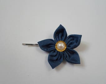 PIN, Kanzashi flower hair clip