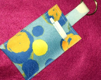Fabric, storage keyring