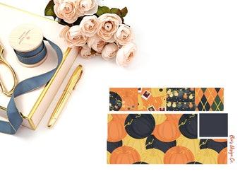 Autumn Memories // Vertical Washi Sheet
