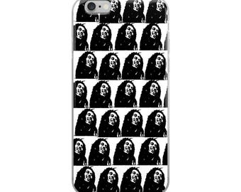 Bob Marley iPhone Case - Iphone 7 case - Iphone 8 case - Iphone 7 plus case - Iphone 6 case - Iphone X case