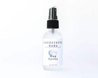 Bug Spray, Bug Repellent, Natural Bug Spray, Mosquito Repellent, Insect Repellent, Deet Free, Essential Oil Spray, Natural, Hiking
