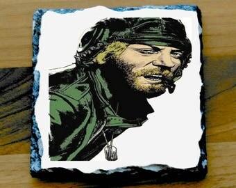 Kellys Heroes Printed Mug Coaster Coasters . war film films oddball