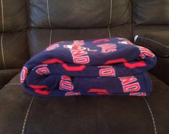 Cleveland Indians Blanket