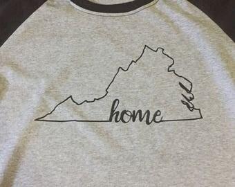 Virginia Home Shirt