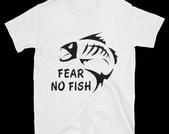 Fear no fish etsy for Fear no fish