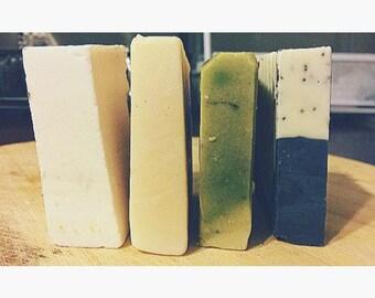 Soap sampler *