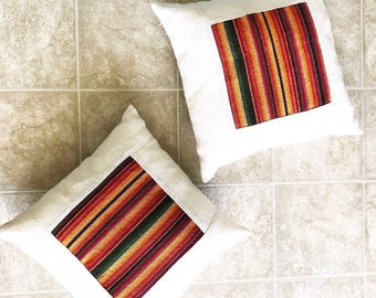 Indie throw pillows