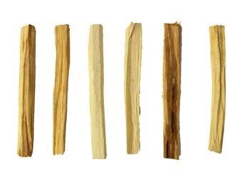 High Quality Palo Santo from Ecuador 6 Sticks