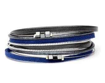 Tam-Tam Navy bracelet