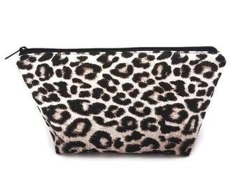 Cosmetic Bag, Make Up Bag, Make Up Purse, Makeup Bag, Makeup Purse, Toiletries Bag, Cosmetic Pouch, Makeup Clutch, Cosmetic Clutch, Zip Bag