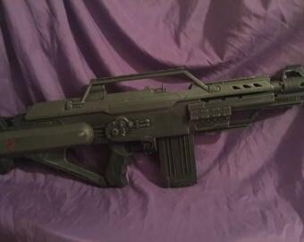 HALO inspired NERF gun