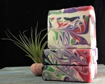 Berry Patch - Handcrafted Soap -Artisan Soap - Cold Process - Ocean Dream - Ocean - Bar Soap