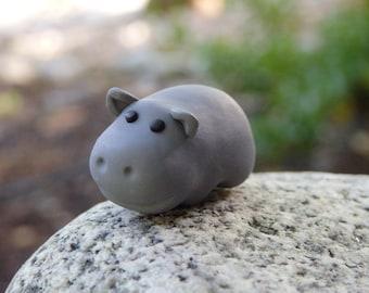 Cute Hippo Miniature
