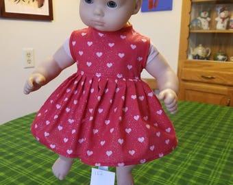 American Girl Bitty Baby Dress (SKU m122)