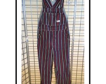 Vintage 70's Sears Roebuck Overalls #061