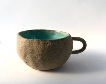 Individual Hand Built Ceramic Mugs | FREE SHIPPING