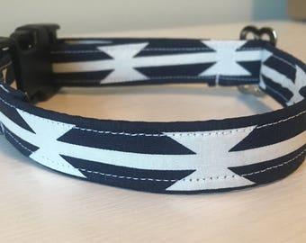 Custom Handmade Dog Collar 'Sophie'