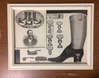 1880s Men's Boots