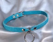Gorgeous baby blue daily wear collar