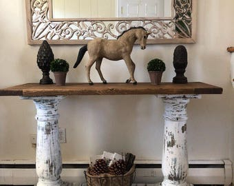 Restoration hardware etsy - Restoration hardware entry table ...