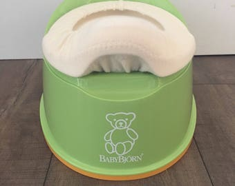 100% Merino Wool Baby Bjorn insert potty cozy