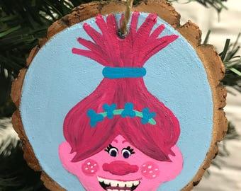 Poppy Trolls ornament