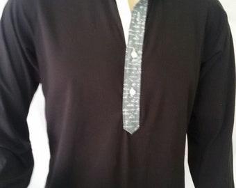 Shirt-knit man size L