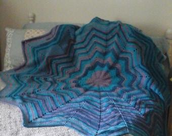 12 point star blanket