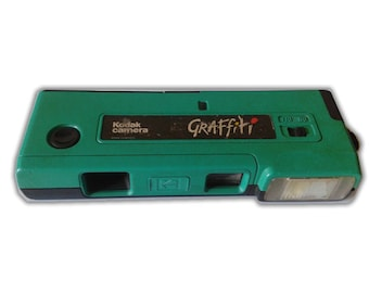 Kodak Graffiti Green