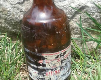 Vintage Beer Bottle