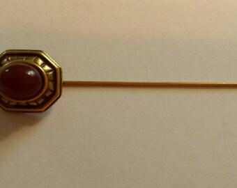 MONET  RUBY Stick PIN