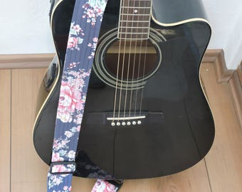 Guitar strap * Roswitha *.
