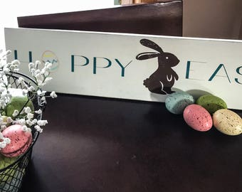 Rustic Easter Sign