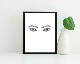 eye art print revlon photoready eye art big eyes art revlon eye art photoready eye art modern art eye art printable eye wall art big eye art