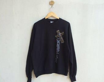Rare !! Vintage 80's Powell Peralta Skate Sweatshirt Nice Design