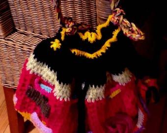 crocheted bag sales
