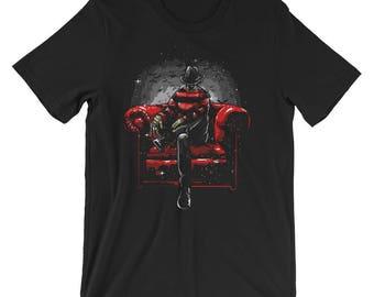 Nightmare Side Short-Sleeve Unisex T-Shirt