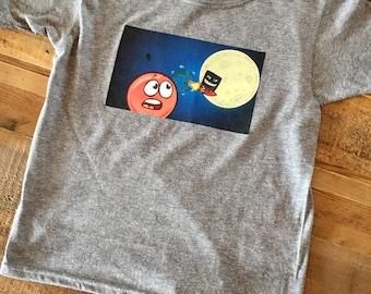 Redball shirt, redball game shirt, redball birthday, redball, red ball shirt, redball kids shirt, redball toddler