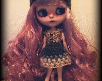 Blythe crochet dresses
