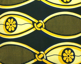 PickAdream cushion Eyechain: wax and velvet fabrics hand, crafts, decoration