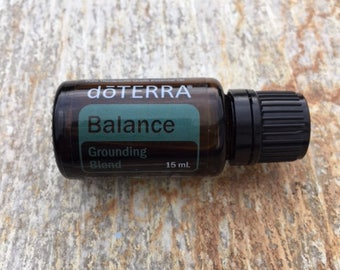 "Doterra- ""Balance"" Essential Oil"