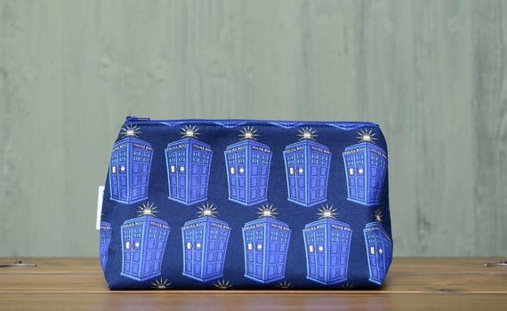 Dr Who Tardis large bag