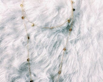 XLong only in your dreams necklace