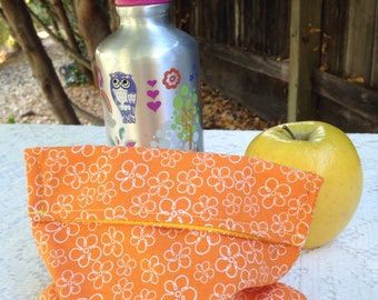 Plastic free Snack Pouch