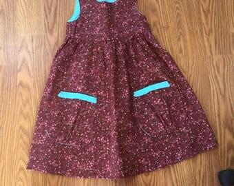 Girl's dress or jumper